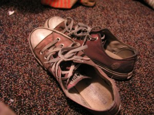 Wet Tennies - Image Credit: http://s3.photobucket.com/user/mariposagerl/